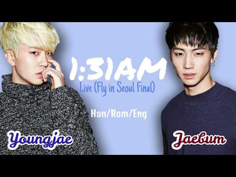 JB & Youngjae (GOT7) - 1:31AM (1시 31분) [Color Coded Lyrics (Han|Rom|Eng)]