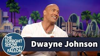 Dwayne Johnson Loves Kicking Jason Statham's Ass