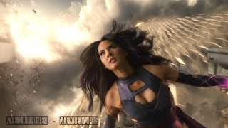 X-Men Apocalypse |2016| All Fight Scenes [Edited]
