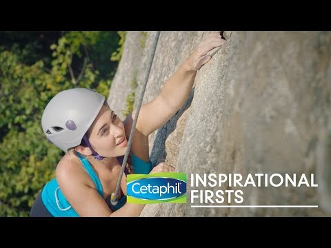 Over the 70 years that Cetaphil has existed, women have achieved a lot of firsts. Cetaphil strives to support women through their firsts, big or small, in the way that we know best — through clean, hydrated, and smooth skin.