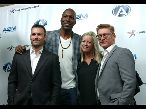 AllSportsMarket Launch Event in Hollywood on March 3, 2016