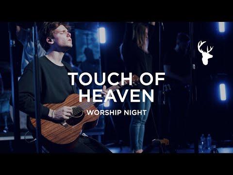 David Funk - Touch of Heaven   Worship Night