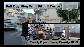 Road to Record Breakers | Full Day Vlog with Pitbull Torres