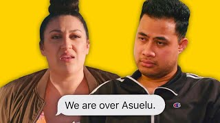 Kalani and Asuelu Break Up Because he plays Volleyball | 90 Day Fiancé