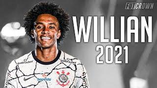 Willian Borges ● Bem Vindo ao Corinthians? ► Dribles, Gols & Assistências   HD