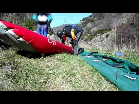 Gumotex swing musica movil - Test kayak gonflable ...