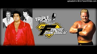 Shane Douglas On The Recent Passing Of Pedro Morales, Why WWE Ignores Stars From The Vince Sr. Era