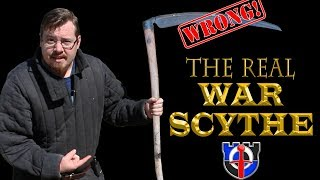 Underappreciated Historical Weapons: the WAR SCYTHE