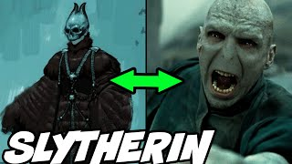 The 5 Most Powerful SLYTHERINS in Harry Potter (RANKED)