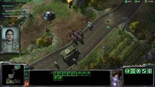 StarCraft II Wings of Liberty story gameplay