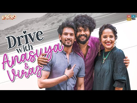 Thank You Brother: Nikhil Vijayendra fun interview with Anasuya, Viraj while driving