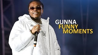 Gunna FUNNY MOMENTS (BEST COMPILATION)