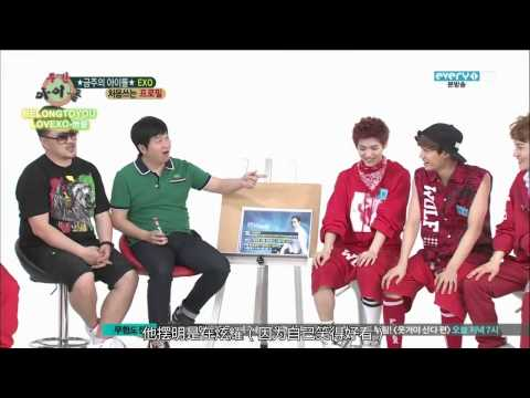 【BTU&LOVEXO聯合製作】130710 MBC EVERY1 WEEKLY IDOL EXO (Full) [中字]