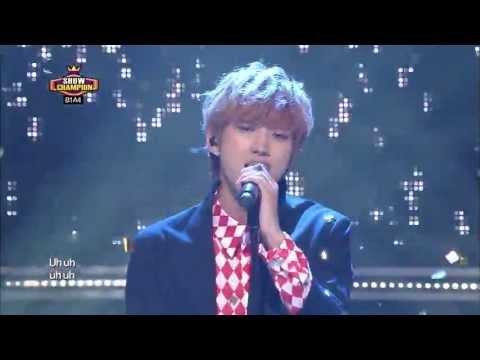 B1A4 - Yesterday, 비원에이포 - 예스터데이, Show champion 20130515
