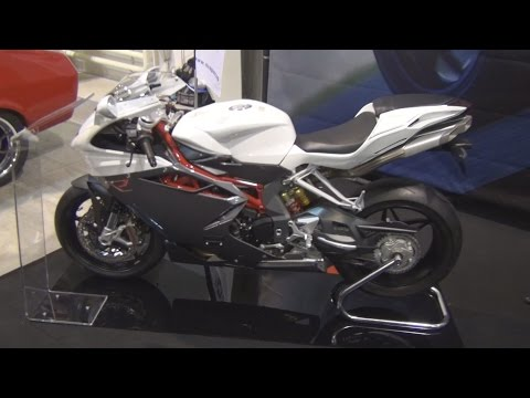 MV Agusta F4 RR (2016) Exterior and Interior in 3D