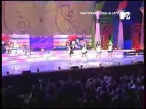 Блестящие - Одноклассники (видео с концерта)