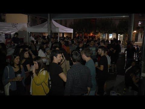 Garagardoa eta musika Beertoki Fest jaialdian