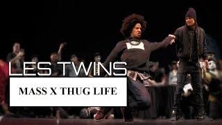 LES TWINS | MASS X THUG LIFE MOMENTS
