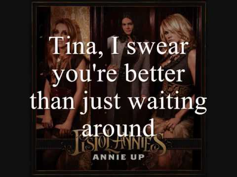 Don't Talk About Him, Tina
