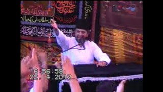 Allama Nasir Abbas biyan  Namaz aur Azaneen esey  Badal Gaien