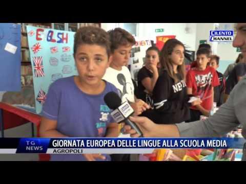 AGROPOLI GIORNATA EUROPEA DELLE LINGUE