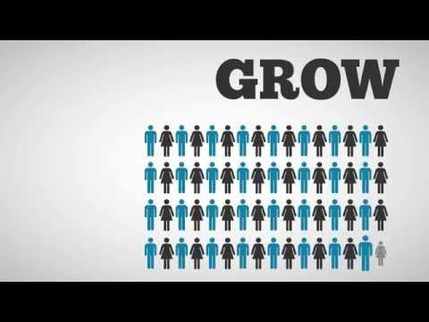 Growth Hub explainer video