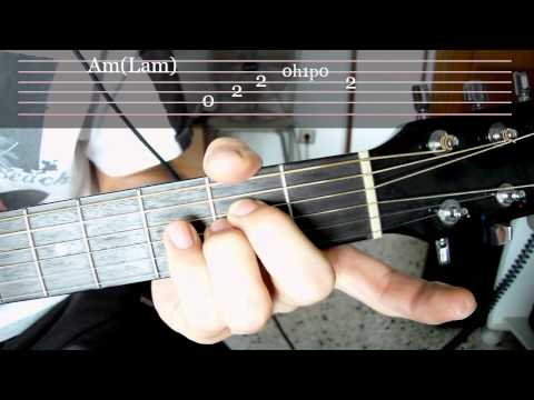 Barbie de extrarradio - Melendi - Tutorial guitarra con tablatura
