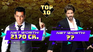 2019's Top 10 RICHEST Bollywood Actors