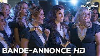 Pitch perfect 3 :  bande-annonce VF