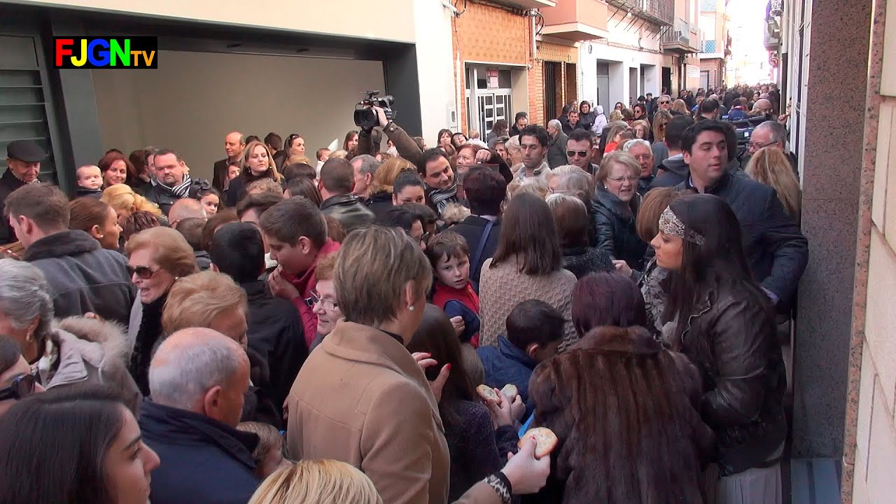 Pasacalle Sant Antoni 2016 - Nules