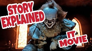 IT (2017) Story Explained in Hindi | Pennywise - The Dancing Clown