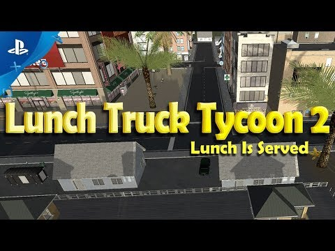 Lunch Truck Tycoon 2 Trailer