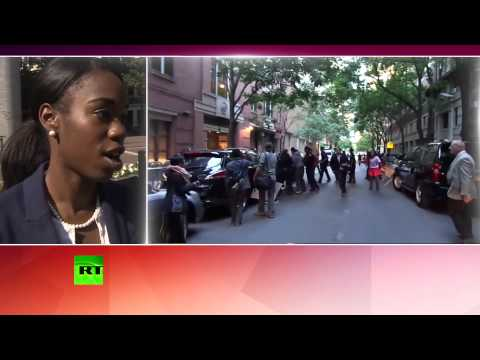 Студенты и сотрудники университета в Нью-Йорке требуют увольнения экс-главы ЦРУ из вуза