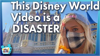 This Disney World Video is a Disaster