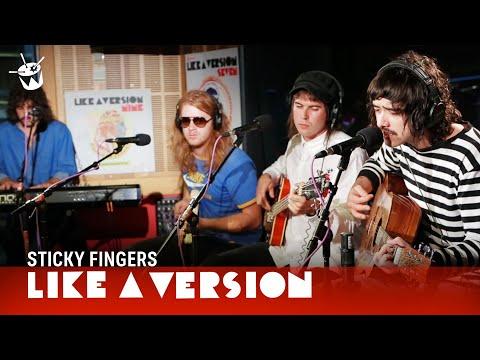 Sticky Fingers - Rum Rage (live on triple j)
