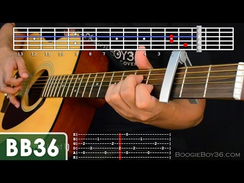 Baixar One Direction - Story of My Life Guitar Tutorial (TAB, chords, strumming lesson, etc)