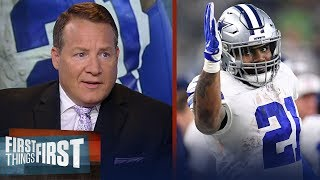 Will the Cowboys improve on last year's record? Eric Mangini discusses   NFL   FIRST THINGS FIRST