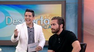 What? ¿Qué tan bueno es Jake Gyllenhaal jugando mímica?