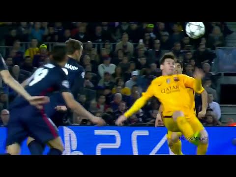 Pha đánh gót kiến tạo thần sầu của Jordi Alba cho Messi