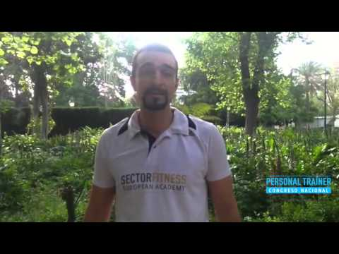 Congreso Personal Trainer Iván Chulvi - Madrid 30 Mayo 2015