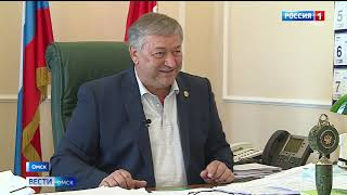 В Омске продолжается голосование по поправкам в Конституцию — что происходит сейчас на избирательных участках