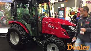 TYM Tractor Announcing Three New Value Model Families for 2019