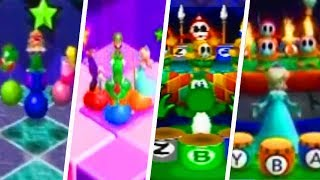 Evolution of Mario Party 3 Minigames (2000 - 2018)