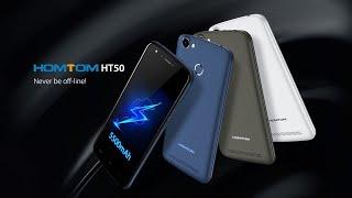 Video HomTom HT50 _hMo4WUDwz4