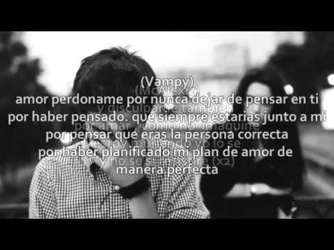 ♥ Disculpame Por Amarte Tanto   Rap Romantico  McAlexiz Ft Vampy ♥
