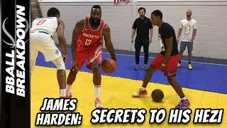 Learn How James Harden Blows By His Man