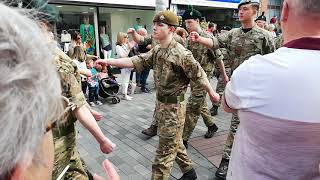 Armed forces day Lisburn 2019 part 1