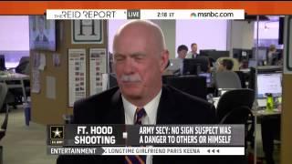 HuffPost's David Wood on MSNBC's The Reid Report