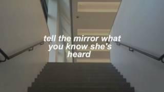 billie eilish | idontwannabeyouanymore lyrics
