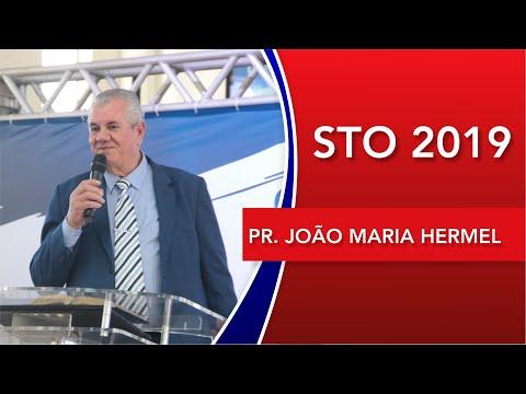 Seminário teológico para obreiros - Pr. João Maria Hermel - P7 - Escatologia - 22 09 2019